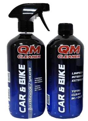 QM CLEANER – LEATHER